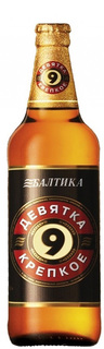 Cerveja Baltika 9 Extra Strong 500 ml