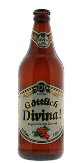 Cerveja Göttlich Divina com Trigo Extra 600 ml