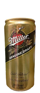 Cerveja Miller Genuine Draft Lata 269 ml