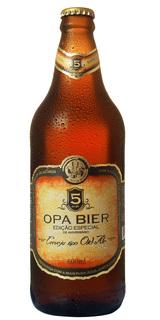 Cerveja Opa Bier Edição Especial 600 ml