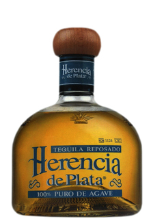 Tequila Herencia de Plata Reposado 750 ml