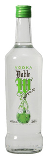 Vodka Doble W Apple 670 ml