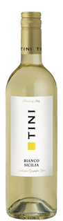 Vinho Tini Terre Siciliane Branco 750 ml