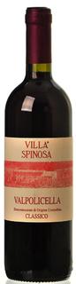Vinho Villa Spinosa Classico Valpolicella D.O.C. 750 ml - PROMOÇÃO VAI DE VISA