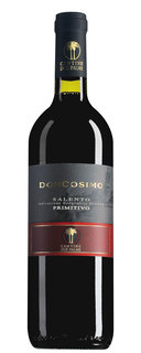 Vinho Don Cosimo Primitivo Salento I.G.P. 750 ml