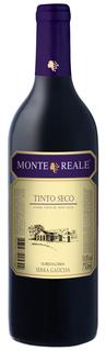 Vinho Monte Reale Tinto Seco 750 ml