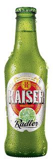 Cerveja Kaiser Radler Limão Long Neck 250 ml