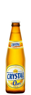 Cerveja Crystal 0,0 Long Neck 355 ml