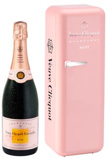 Champagne Veuve Clicquot Brut Rosé Fridge 750 ml (Kits)