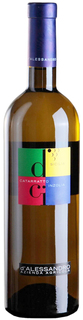 Vinho D'Alessandro Catarratto 750 ml