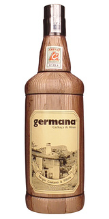 Cachaça Germana Empalhada 1000 ml