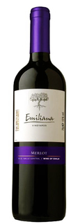 Vinho Emiliana Merlot 750 ml
