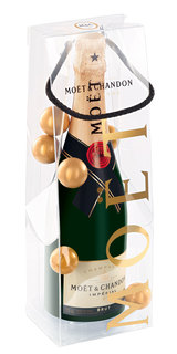 Champagne Moët Brut Bubbly Bag 750 ml (Kits)