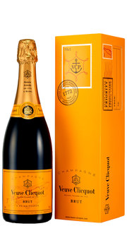 Champagne Veuve Clicquot Brut Envelope 750 ml