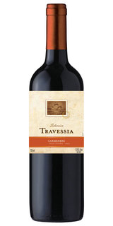 Vinho Travessia Carmenere 750 ml