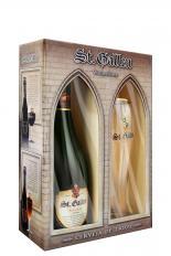 Cerveja St. Gallen Weissbier 750 ml com um Copo (Kit)
