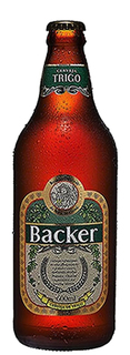 Cerveja Backer Trigo 600 ml
