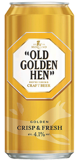 Cerveja Old Golden Hen Lata 500 ml
