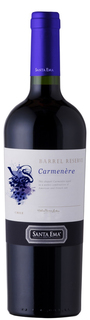 Vinho Santa Ema Barrel Reserve Carmenere 750 ml