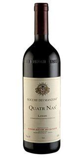 Vinho Rocche Dei Manzoni Quatr Nas Langhe 750 ml