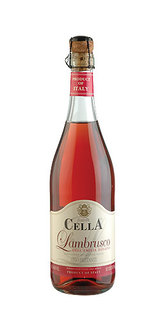 Vinho Lambrusco Cella Rose 750 ml