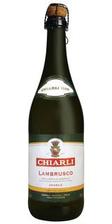 Vinho Lambrusco Chiarli Branco 750 ml
