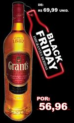 Whisky Grants Family Reserva 1 L