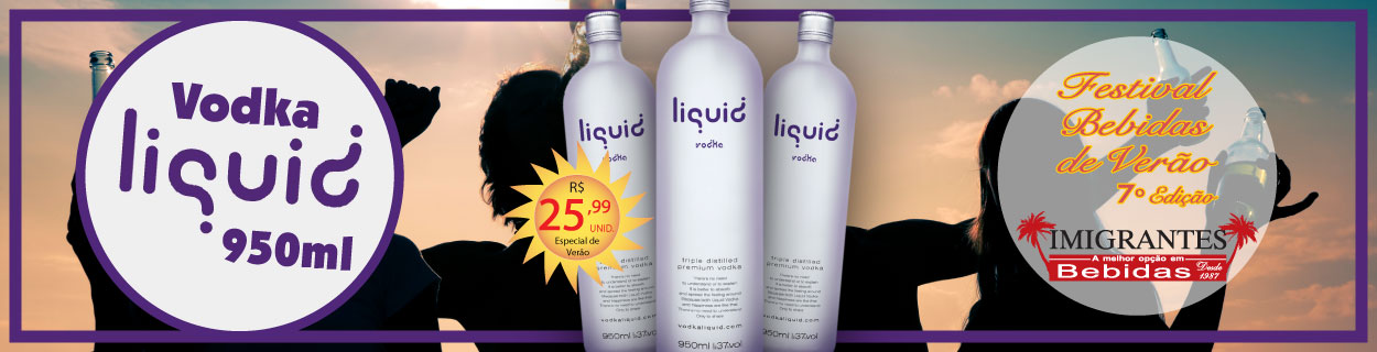 Vodka Liquid 950 ml