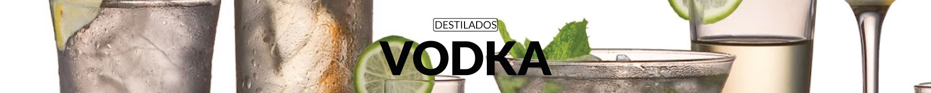 Destilados Vodka