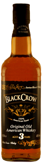 Whisky Black Crow 3 Anos 700 ml