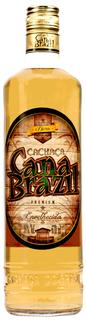 Cachaça Cana Brazil Envelhecida 670 ml