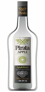 Rum Pirata Apple 1 L
