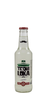 Ice Tequiloka Prata Long Neck 275ml