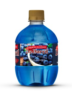 Cachaça do Barril BlueBerry 500ml