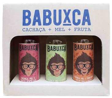 Aperitivo Babuxca 50ml 3 unids (Kits)