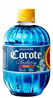Coquetel Corote Blueberry 500ml