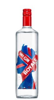 Gin Queen Royale 1L