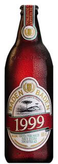 Cerveja Baden Baden 1999 Bitter Ale 600 ml