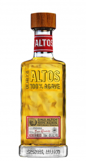 Tequila Altos Gold 100% Agave 750ML