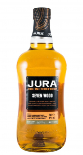 Whisky Jura Seven Wood Single Malt 700ml