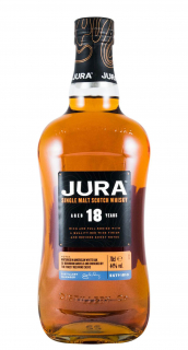 Whisky Jura 18 anos Single Malt 700ml
