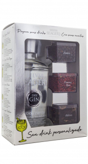 Kit Gin Silver Seagers Dry 750ml