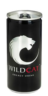 Energético Wild Cat Lata 270ml