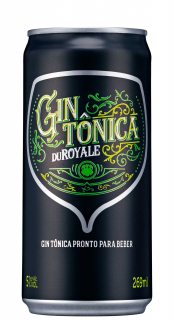 Ice Gin Tônica Du Royale Lata 269ml