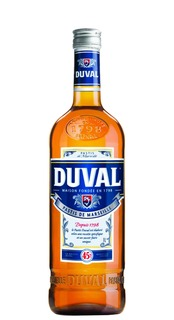 Aperitivo Pastis de Marseille Duval 1L
