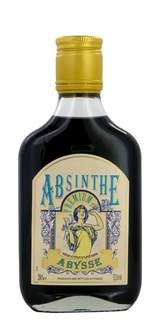 Licor Absinto Negro Abysse 200ml