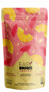 Easy Drinks Abacaxi 100g