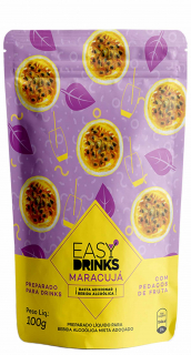 Easy Drinks Maracujá 100g
