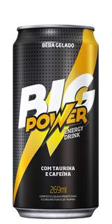 Energético Big Power Lata 269ml