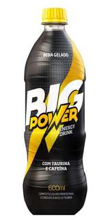 Energético Big Power Pet 600ml